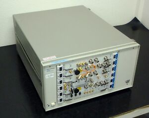Agilent 89600s 6ghz Vxi Base Vector Signal Analyzer