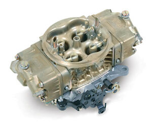 Holley Hp Race Carburetor Hly0 80541 1 4150 650 Cfm Race Ready No Choke Square