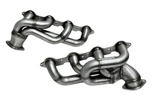 10 15 Chevy Camaro 6 2l Ls3 Bbk Performance Stainless 1 3 4 Short Tube Headers