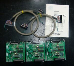Kikusui 3po3pcr la 3phase Output Driver For Pcr la Series