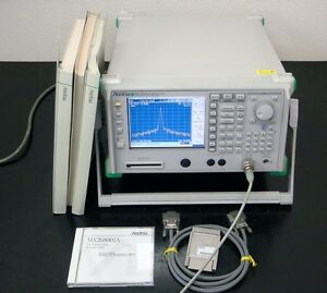 Anritsu Ms2683a 03 9khz 7 8ghz Spectrum Analyzer