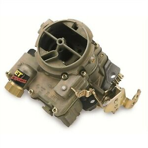 Jet 37001 Rochester 2g 2 barrel 500 Cfm Performance Stage 1 Race Carburetor Imca