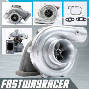 Universal T3 t4 T3 Turbo Charger 2 25 4 Bolt Compressor 50 Ar Turbo Charger