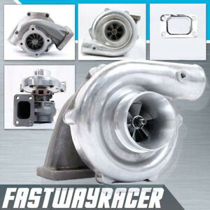 Universal T3 t4 Turbo Charger Turbine 50 Ar 2 25 4 Bolt Downpipe Flange T3 50