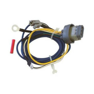 Powermaster 125 Ford 3g 3 wire Alternator Plug And Harness Wiring Kit