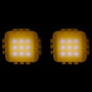 10 Pcs Super Bright 10w Warm White High Power Led Smd Chip Panel 900lm Buld