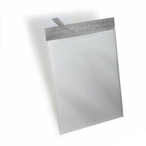 2000 Bags 1000 12x16 1000 12x15 5 Poly Plastic Mailers Envelopes Bags Polybag