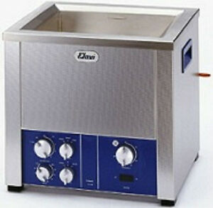 New Elma Elmasonic 2 5 Gallon Tih250mf2 Ultrasonic Cleaner Tank And Basket
