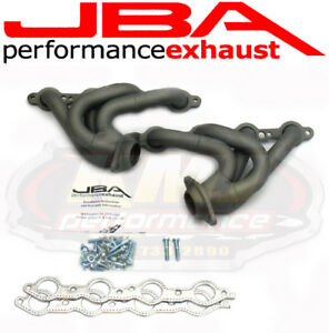 Jba 1809sjt Shorty Headers 04 06 Pontiac Gto Ls1 Ls2 V8 Titanium Ceramic Finish