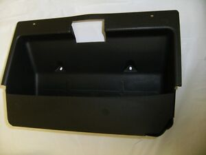 1967 67 1968 68 Ford Mustang Glove Box Liner New