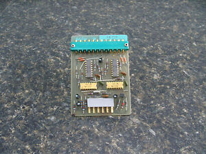Del con Cb 729 Shift Register Card Is Repaired With A 30 Day Warranty