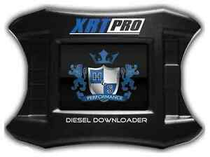 H s Performance Xrt Pro Dpf Delete Race Tuner For Cummins Powerstroke Duramax