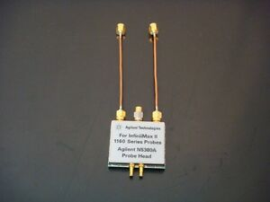 Agilent N5380a Infiniimax 12ghz Differntial Sma Adapter