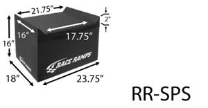 Race Ramps Rr Sps Portable 16 Slip Plate Stands For Scales Or Alignment Plates