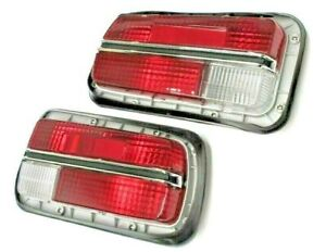 Datsun 240z Tail Lamp Assembly Reproduction With Gaskets 12 j4213 34 j4202