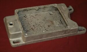Maytag Gas Engine Motor Model 92 Gas Fuel Tank Short Shallow Hit