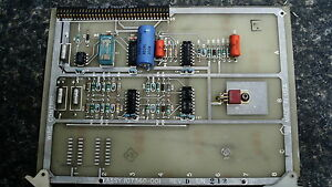 Charmilles Tech 107360 001 Rev d Wire Control Pc B Is Repaired With A Warranty