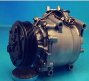 Ac Compressor Fits 2001 2002 Honda Civic 1year Warranty R77599