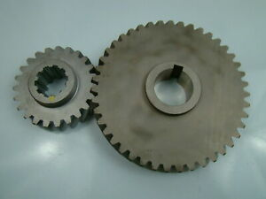 Machine Shop Specialists Helical Gearset 93034
