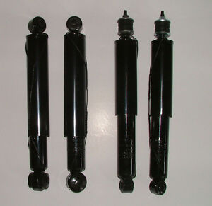 1962 1964 Dodge Polara Gabriel Gas Shock Absorbers Front And Rear