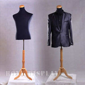 Male Mannequin Manequin Manikin Dress Body Form 33m02 bs 01nx