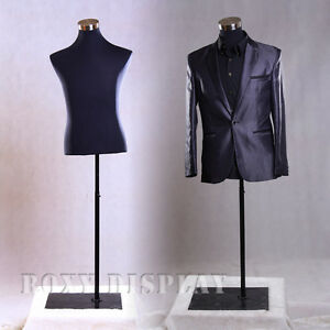 Male Mannequin Manequin Manikin Dress Body Form 33m02 bs 05bk