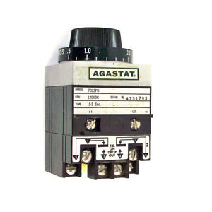 Agastat Time Delay Relay 7022pb