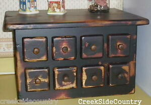 Primitive Grungy Wood Extra Large Toaster Cover B