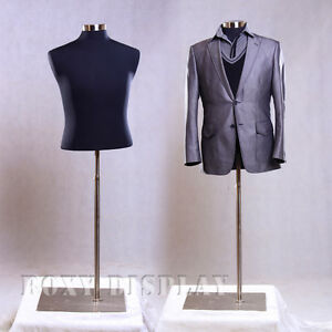 Male Mannequin Manequin Manikin Dress Form mbsb bs 05