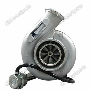 Cxracing Hx40w Diesel Turbo Charger 3532222 3802613 For Dodge Cummins 6cta 8 3l