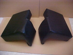 New Delux Armrest For John Deere 350 450 550 Crawler Dozer With Extra Padding