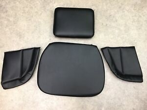 John Deere 435 430 1010 Tractor Seat Cushion Set