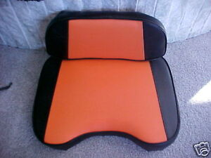 Seat Combo Fits Allis Chalmers Seat D10 19 And D21 Tractor Seat