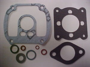 Allis Chalmers Zenith U Uc Carburetor Rebuild Kit Gaskets