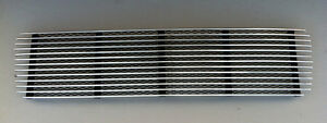 Porsche 911 912 69 74 Aluminum Engine Lid Deck Lid Grille Polished Black New