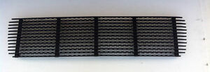 Porsche 911 69 77 All Black Aluminum Engine Lid Deck Lid Grille New
