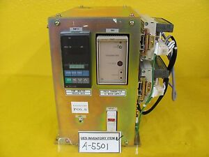 Dns Dainippon Screen Hot Rinse Tank Module Fc 3000 Copper Exposed Used Working