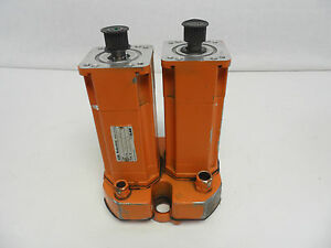 Abb 3hab3125 1 8 Ps60 4 50 p lss 3985 2 Motors Assembly Good Working