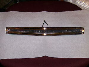 64 65 Buick Skylark Gs Steering Wheel Horn Bar 1964 1965 Not Show Gran Sport