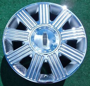 Lincoln Town Car Wheel Factory Style New 2003 2004 2005 Chrome Towncar Oem 3502