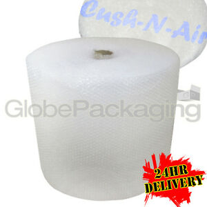 750mm X 2 X 100m Rolls Cush Air Bubble Wrap 200 Metres
