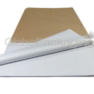 500 Sheets Of White Acid Free Tissue Paper offer 24hr