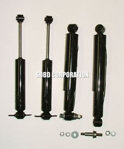 1963 1964 Oldsmobile Starfire Gabriel Gas Shock Absorbers Front And Rear