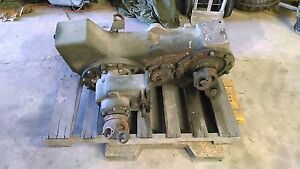 Transmission Transfer Case For M911 Military 22 5 Ton 8x6 Oshkosh Army Truck