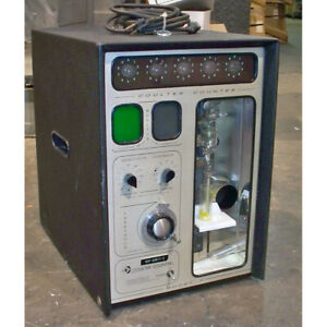 Coulter Electronic Particle Counter Model F