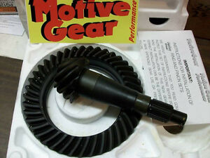 Mopar 8 3 4 8 75 3 55 741 Ring Pinion Set New Motive Gear Dodge Chrysler 29 Spl