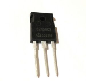 Spw32n50c3 To 247 N channel Mosfet Power New Original Infineon