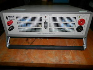Manta Mts 1750 High Current Out Put For Manta Mts Series Relay Test Sets