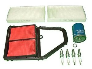 Tune Up Kit Honda Civic 2001 To 2005 1 7l Includes Filters And Ngk Spark Plugs