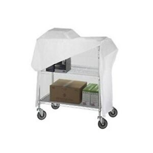 Utility Cart 18 Wire Frame Nylon Cover 24x48x54 Model Number Uc2448 cvrkit